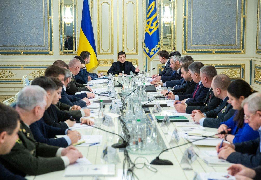 Зеленський зібрав екстрене засідання РНБО: що відомо