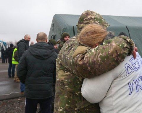Обмен пленными: Украина передала в ТКГ новый список