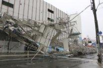 На Филиппины обрушился мощный тайфун, много погибших