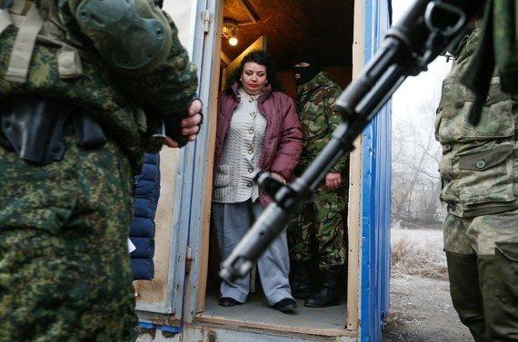 У Зеленського опублікували перші фото з обміну полоненими на Донбасі