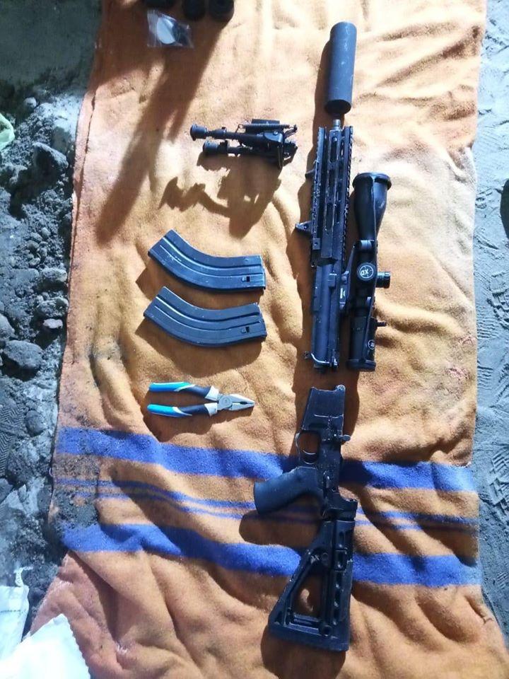 Замах на Соболєва: у поліції показали зброю, з якої вбили дитину