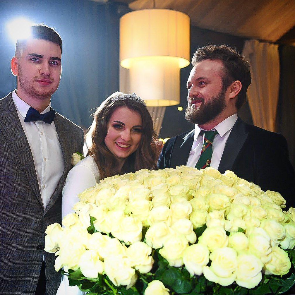 Дочь Кузьмы Скрябина вышла замуж: фото со свадьбы