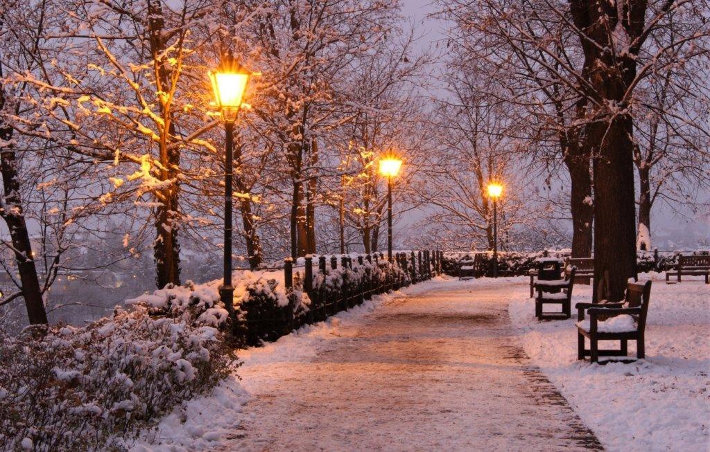 Київ і область засипало снігом: рятувальники попередили про ожеледицю