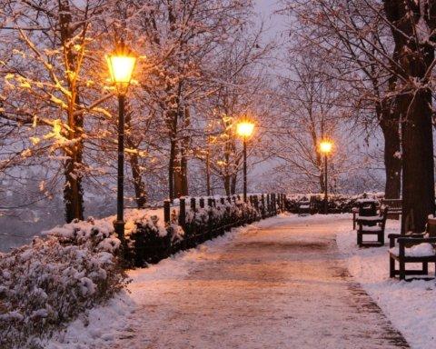 Снег выпадет в январе: синоптики дали прогноз до конца года