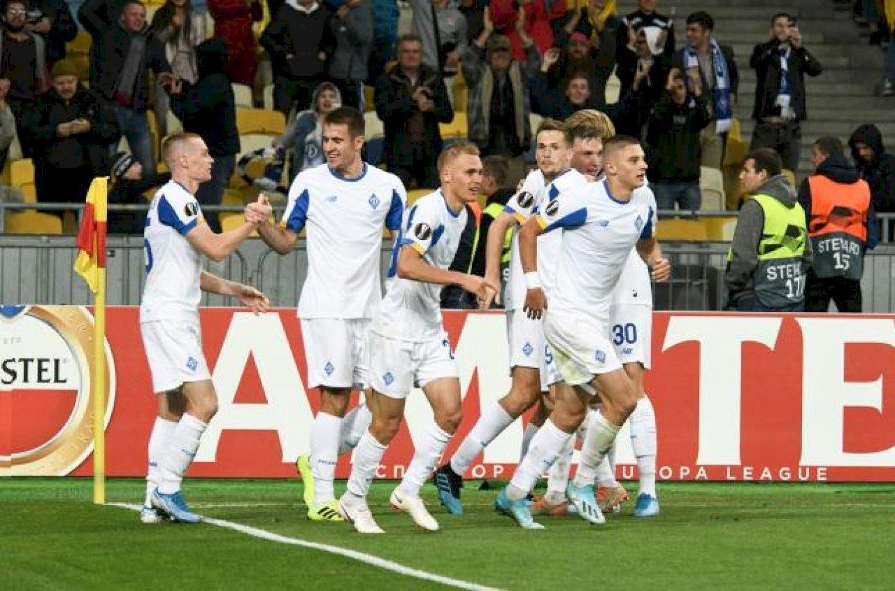 Динамо - Лугано - 0:0: онлайн-трансляція матчу Ліги Європи ᐉ Народна П