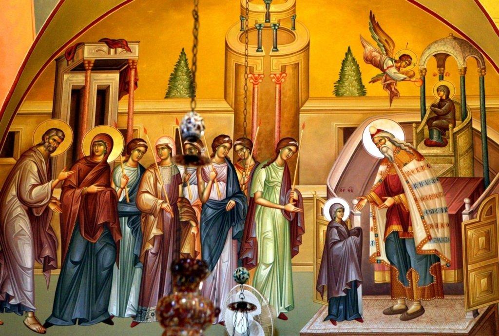 Введение во храм Пресвятой Богородицы 2020: красивые поздравления и открытки
