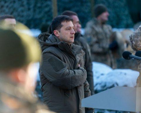 Зеленський прибув на Донбас: перші фото та відео