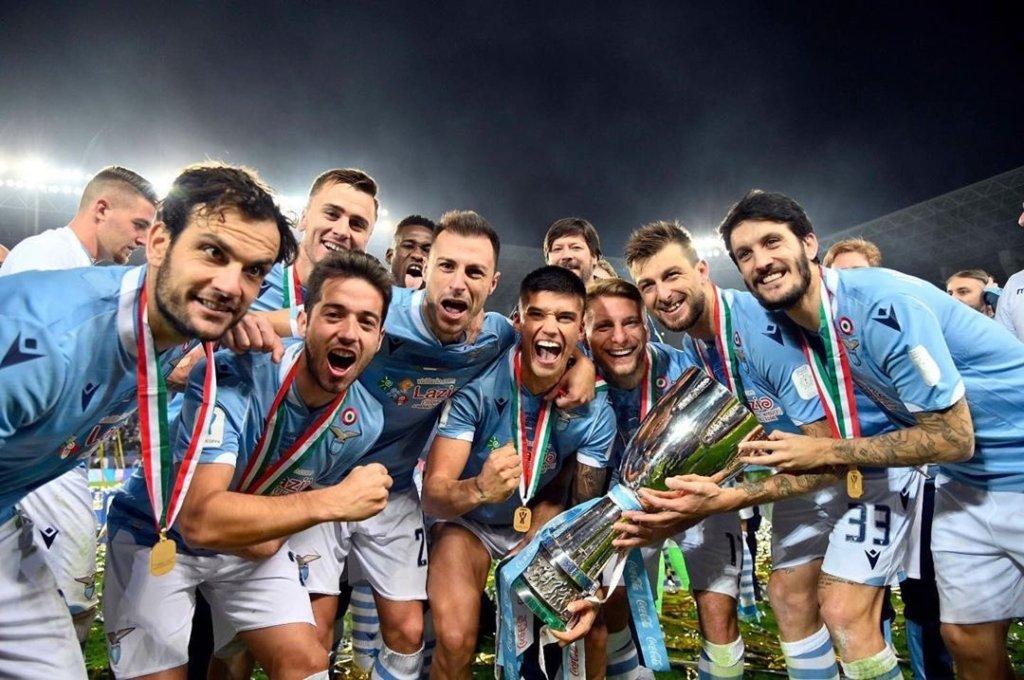 Милан ювентус суперкубок видео онлайн