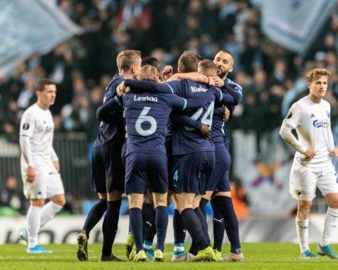 Лига Европы: все участники 1/16 финала