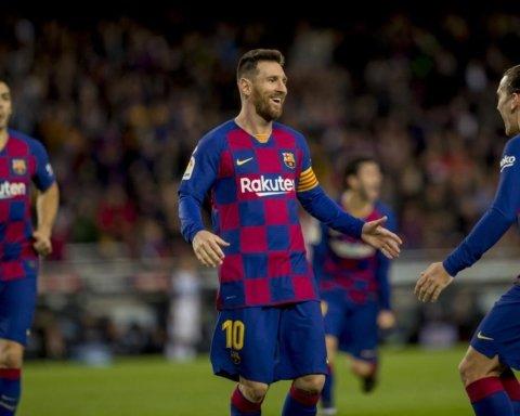 Месси забил 50-й гол в 2019-м году