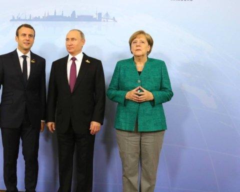 Встреча Зеленского и Путина в Париже: в Кремле сообщили первые подробности