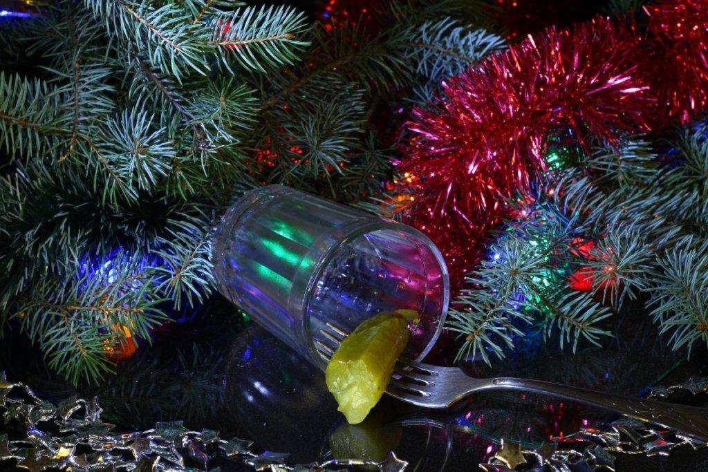 Как прийти в себя после Новогодней ночи: полезные и действенные советы