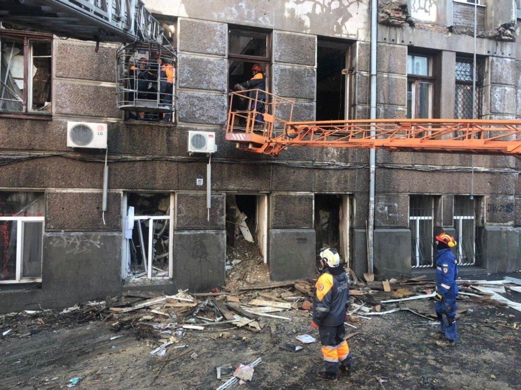Пожар в Одессе: высокопоставленных чиновников ГСЧС уволили