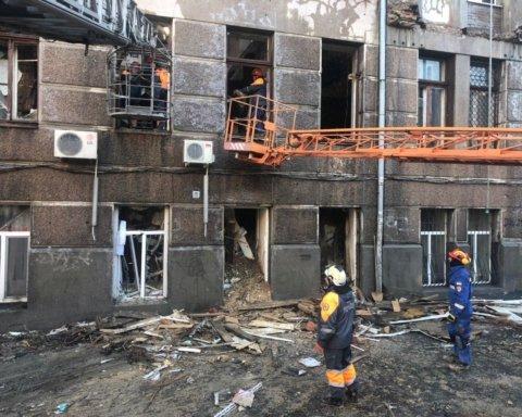 Смертельный пожар в Одессе: найдено тело еще одной жертвы
