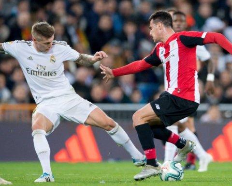 Реал — Атлетик — 0:0: онлайн-трансляция матча Ла Лиги