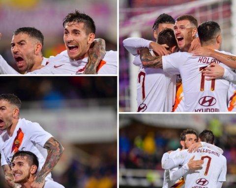Фіорентина – Рома – 1:4: онлайн-трансляція матчу Серії А