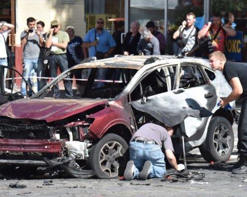 Копы задержали подозреваемых в убийстве журналиста Павла Шеремета: подробности