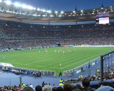 """Матч Франція – Україна відбудеться в Парижі на """"Стад де Франс"""""""