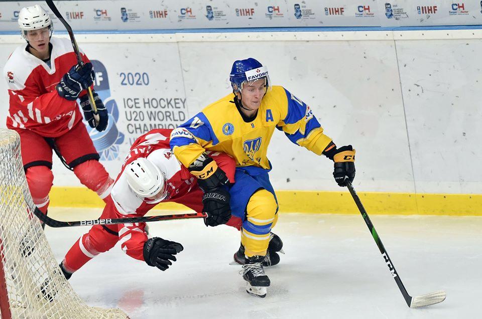 Збірна України з хокею розгромила поляків на чемпіонаті світу
