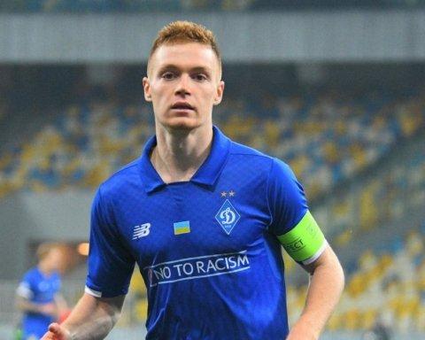 Назван лучший игрок Динамо в декабре