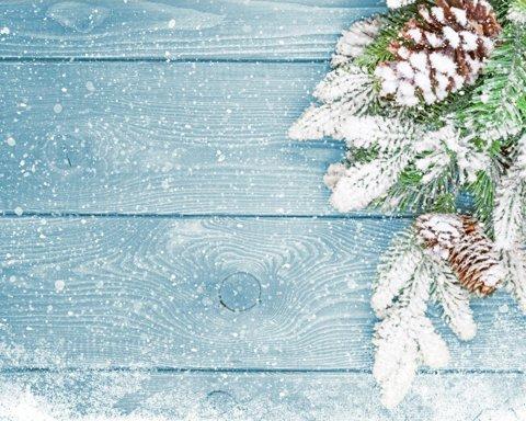 Зима напомнила о себе: какая погода будет в Украине на выходных