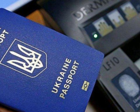 Украинцам запретят ездить в Россию по внутренним паспортам