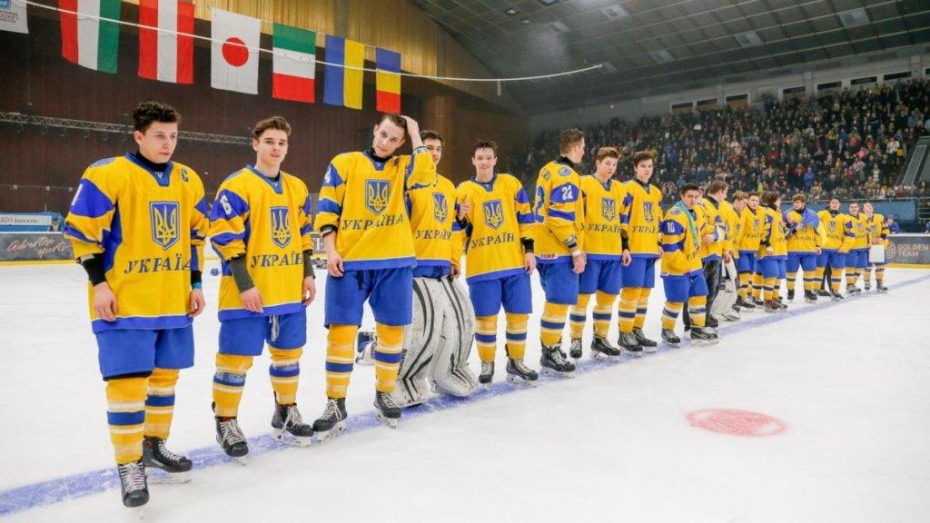 Збірна України з хокею стала бронзовим призером чемпіонату світу (U-20)