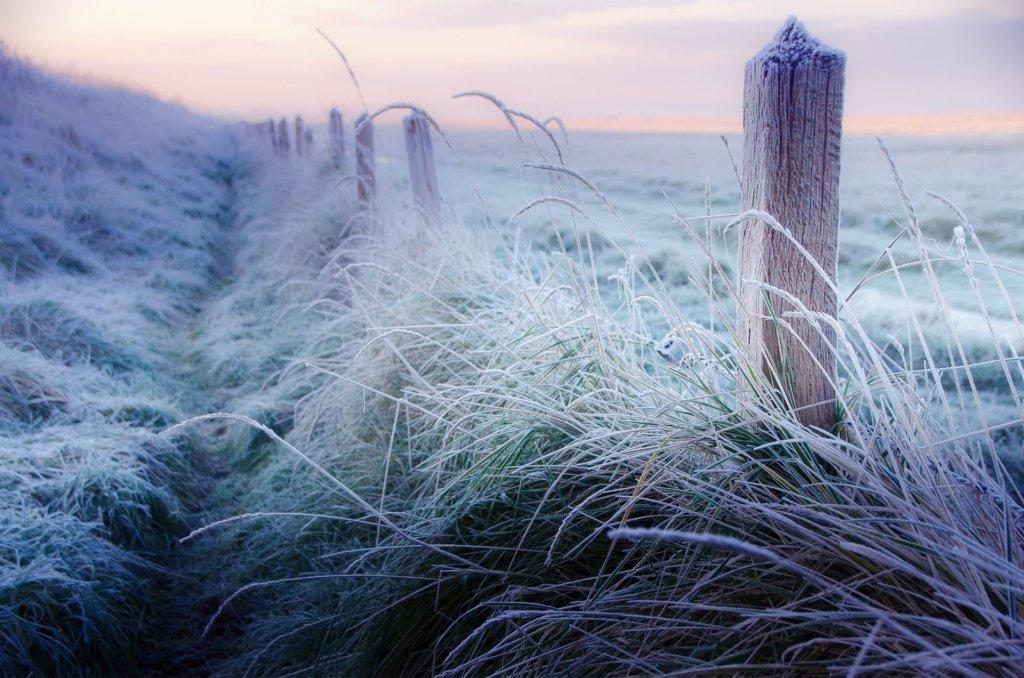 На выходных в Украине ударят 25-градусные морозы