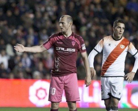 """Іспанські фани скандували """"Зозуля – нацист"""", матч було скасовано"""