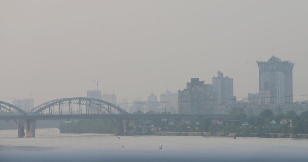 Превышает норму в три раза: в Киеве забили тревогу из-за загрязнения воздуха