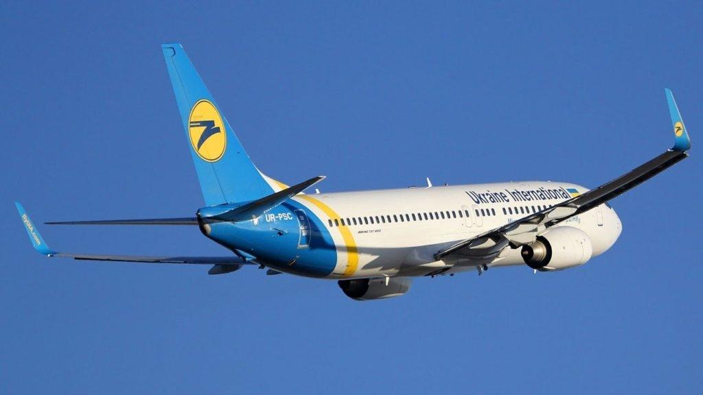 Украина не возобновит международные авиаперелеты до осени