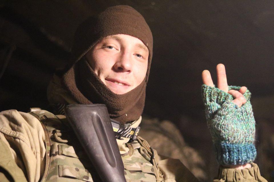 Пішов на фронт після школи: в мережі розповіли про загиблого на Донбасі бійця