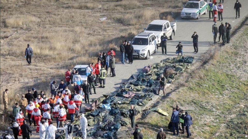 Иран взял на себя ответственность за авиакатастрофу самолета МАУ