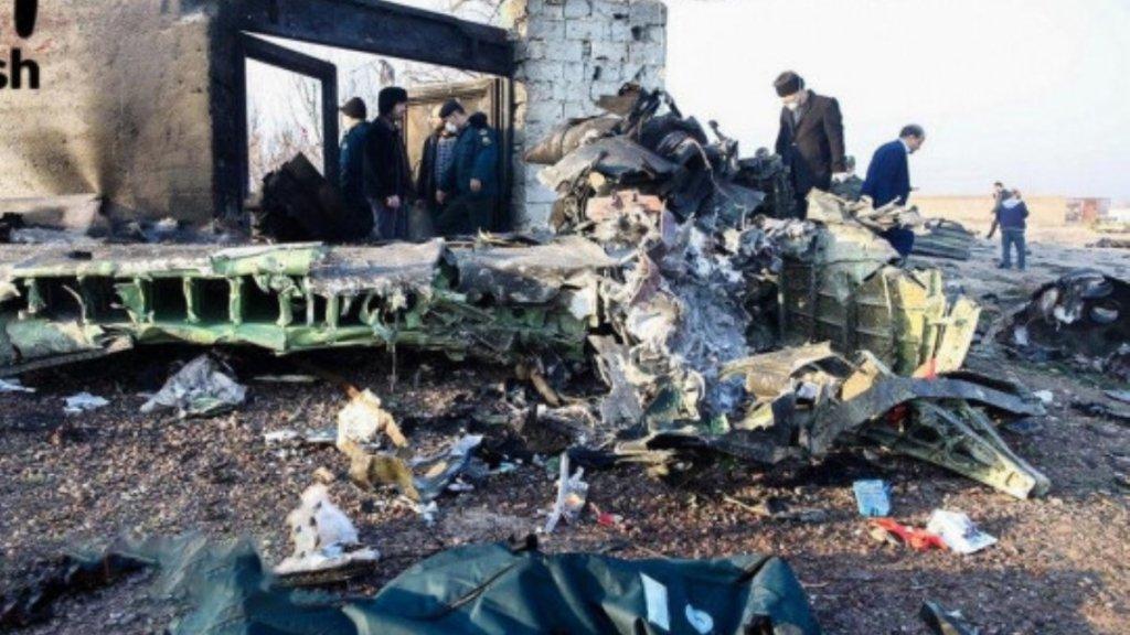 Авиакатастрофа в Иране: названы имена погибших пассажиров рейса на Киев