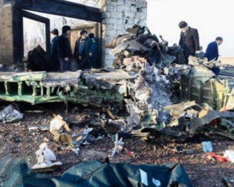 Авіакатастрофа в Ірані: названо імена загиблих пасажирів рейсу в Київ