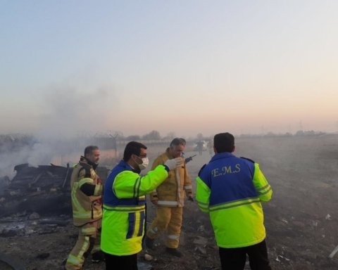 Информация о ракетной атаке по самолету МАУ в Иране оказалась фейком