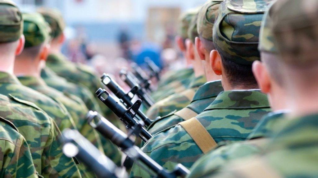 Стало известно количество российских военных в оккупированном Крыму
