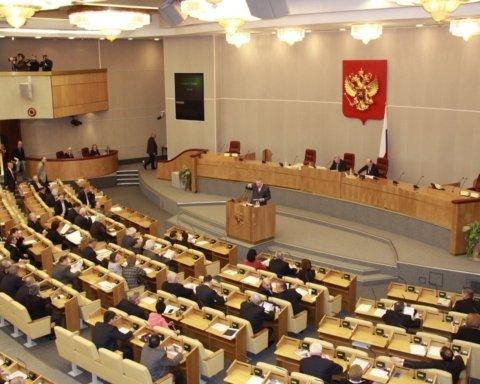 Путина готовят к пожизненному сроку: Госдума РФ приняла скандальные поправки в Конституцию