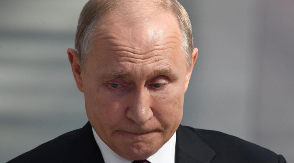 Путін злякався коронавірусу та сховався: де знаходиться президент РФ