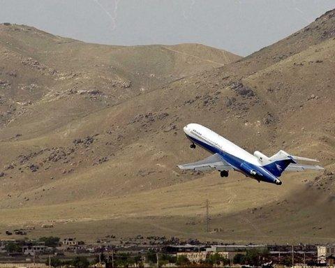 Авиакатастрофы не было: в Афганистане отрицают крушение самолета с сотней пассажиров