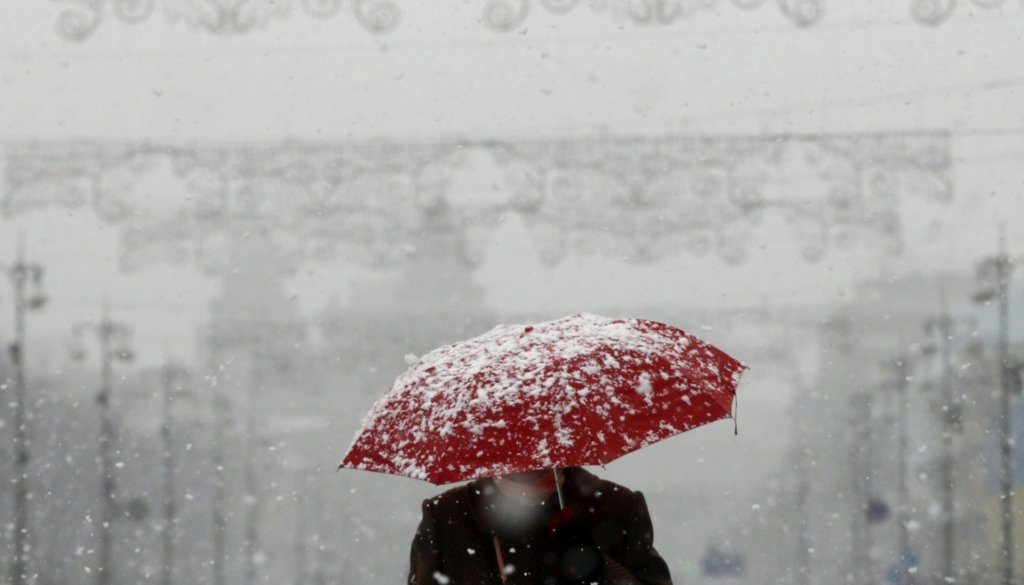 Сніг та дощ: синоптики попередили про зміну погоди в Україні