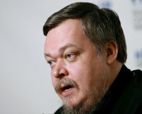 Помер скандальний священник РПЦ Чаплін