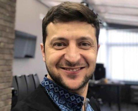 Зеленский похвастался подарком от детей из «украинского Нью-Йорка»
