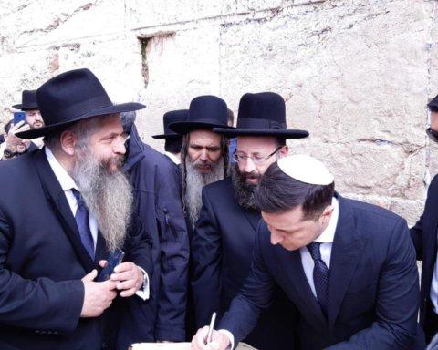 Зеленський звернувся до всіх євреїв світу: повне відео