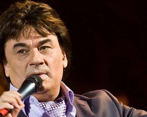 Российского певца Александра Серова подстрелили в Москве: подробности