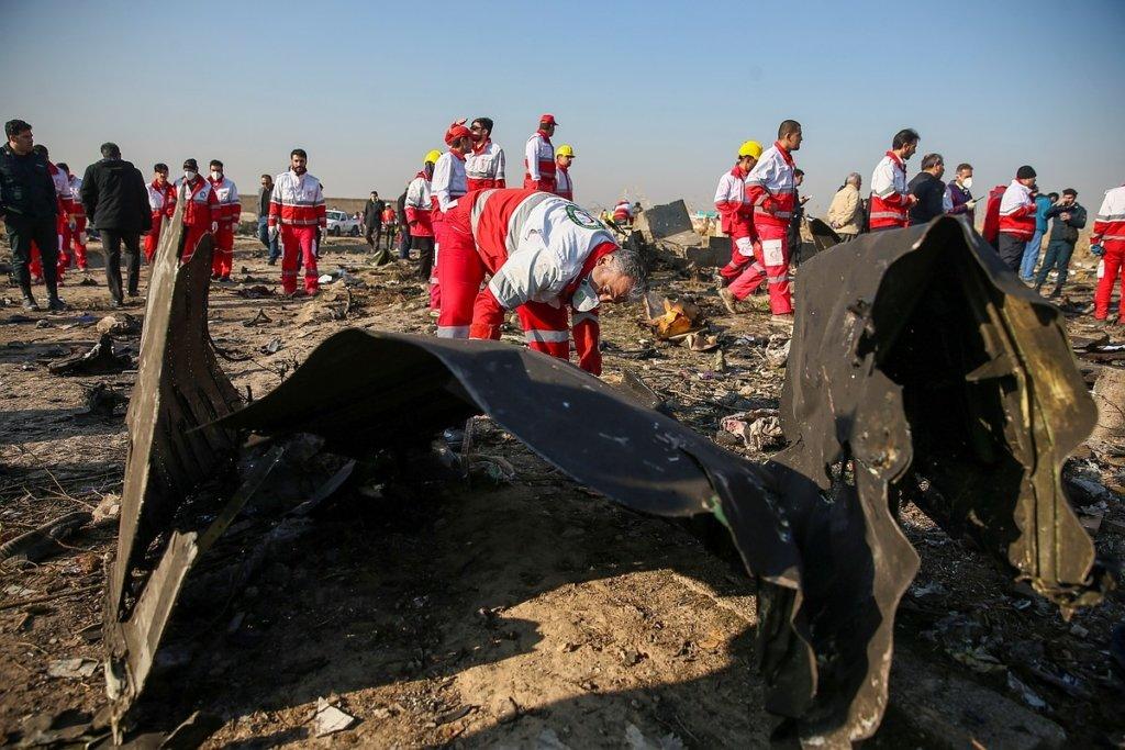 Крушение самолета МАУ: в Иране задержали первых подозреваемых