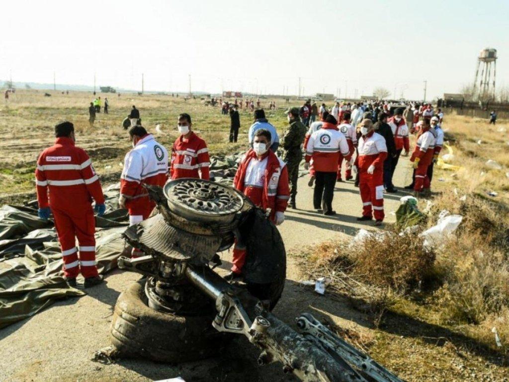 Авиакатастрофа самолета МАУ в Иране: Украина может обратиться в Международный суд