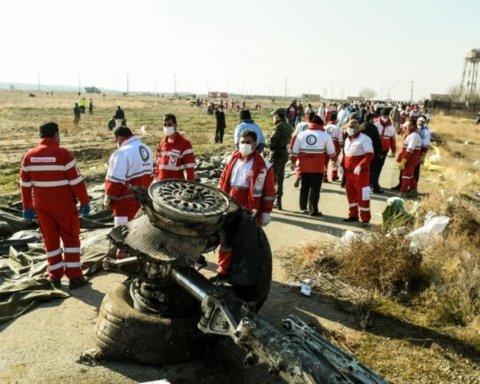 Авіакатастрофа літака МАУ в Ірані: Україна може звернутися в Міжнародний суд