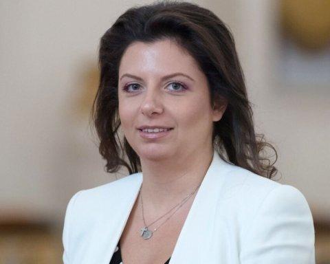 У меня нет сердца: главная пропагандистка России рассказала о своей «болезни»