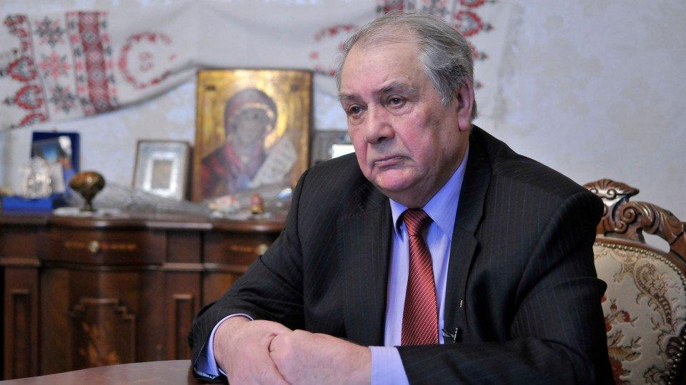 Умер первый министр юстиции Украины: что о нем известно